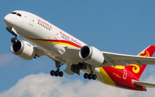 Hainan Airlines Adds Shenzhen-Cairns Service