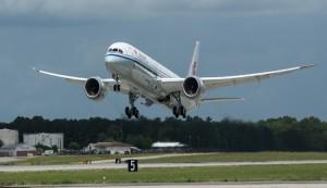 Air China Launches Shenzhen-LA Flights