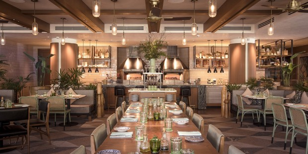Publico Ristorante Opens at Singapore's The Quayside