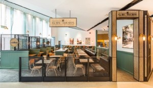 Burgers for Busy Business Travellers