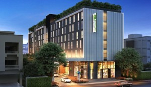 New Holiday Inn Express for Bangkok