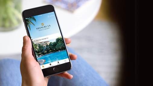 Shangri-La Launches New Mobile App