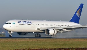 Air Astana Adds Wifi Services