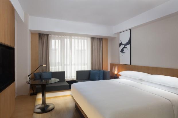 Fairfield by Marriott Debuts in Shanghai