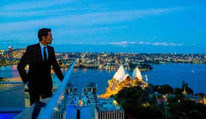 InterCon Sydney Wins Top Executive Lounge