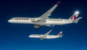 Qatar Launches A350-1000 on Heathrow Route