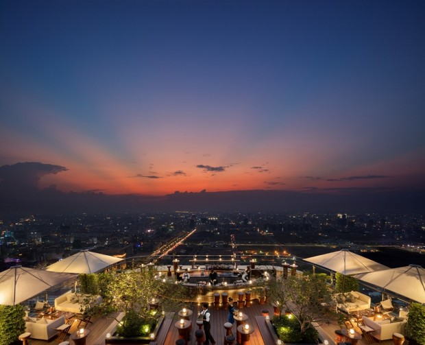 Rosewood Opens in Phnom Penh
