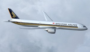 SIA to Launch 787-10 Flights in May