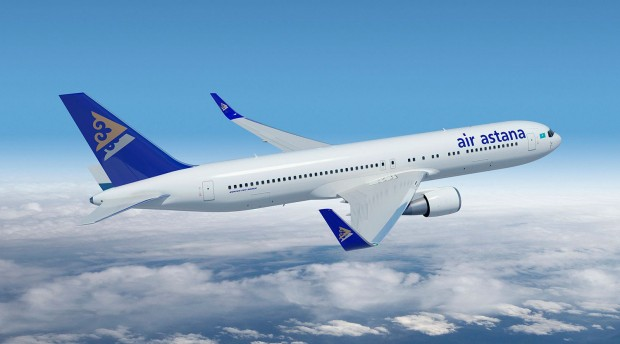 Cathay Codeshares with Air Astana