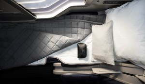 New Amenities in BA's Club World Cabins