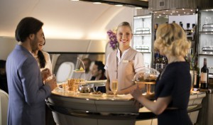 Libations Galore on Emirates