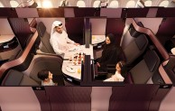 Qatar Airways to Debut QSuite on Shanghai Route