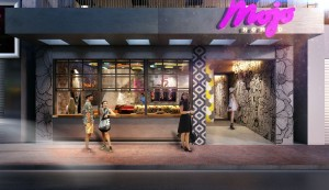 Mojo Nomad Set to Open in Hong Kong