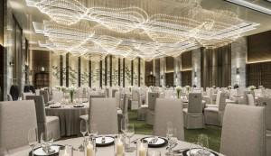 Raffles Shenzhen Unveils Grand Ballroom