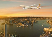 Etihad Adds 787 to HK Route