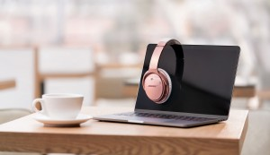 Style Sans Noise: Bose QuietComfort 35 II Rose Gold