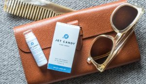 Fight Jet Lag with Jet Candy Plane Remedy
