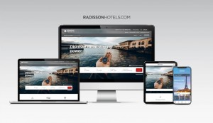 Radisson Hotels Launches New Site and App