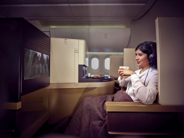 Airline Review: Middle Eastern Hospitality at its Best