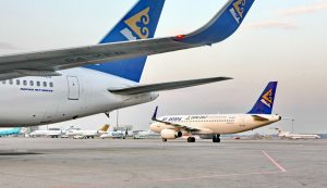 Air Astana Resumes Domestic Services