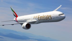 Emirates Adds 16 Cities to Network in Mid June