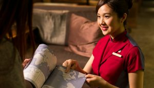 China Airlines Makes Online Check-in Mandatory