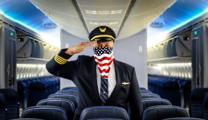 United to Ban Passengers Who Don't Wear Facemasks
