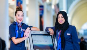 AA Launches Touchless Check-In