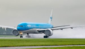 KLM Resumes Services to Hangzhou