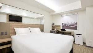 New Wallet-Friendly Hotel for Hiroshima