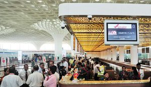 Mumbai Airport Launches Mobile-Enabled Kiosks