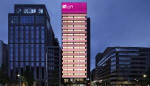 Aloft Tokyo Ginza Opens in Japanese Capital