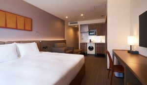 Holiday Inn Debuts Suite Product in Japan