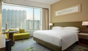 New Sheraton Prepares to Open in Hong Kong
