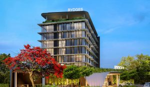 First Airport Hotel Opens on Aussie Gold Coast
