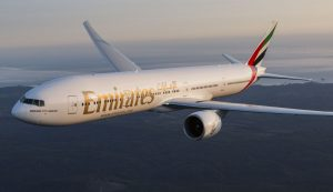 Emirates Named Safest Airline in Post-Covid Era
