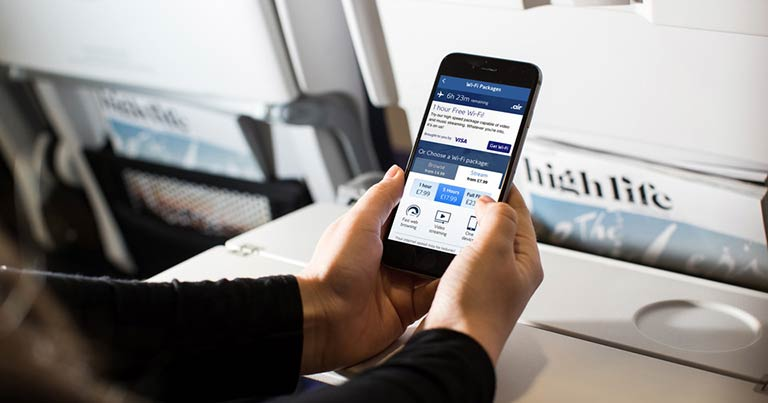 Onboard mobile connectivity is now the most relevant form of IFC for airlines and passengers, says SITA's Philippe Combe.
