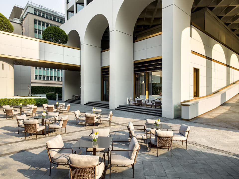With modern flair and an architectural legacy, The Murray Hong Kong, a Niccolo Hotel, is a refined destination for business travellers.