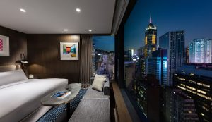 New Luxury Hotel for Hong Kong