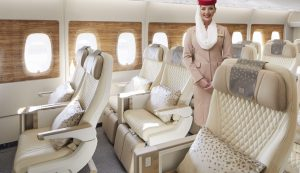 Emirates Introduces Premium Economy on A380