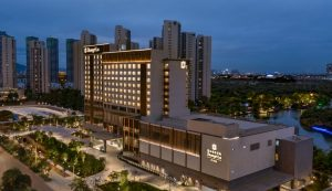 Third Shangri-La Opens in Fujian