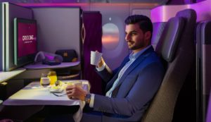 Qatar Airways Named 5-Star Covid-19 Airline