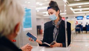 Emirates to Trial IATA Travel Pass