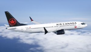 Air Canada to Resume 737 MAX Flights