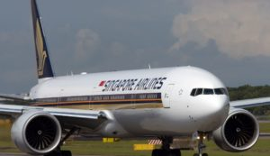 Singapore Airlines Awarded Diamond Safety