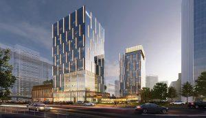 New Hilton for Shenzhen