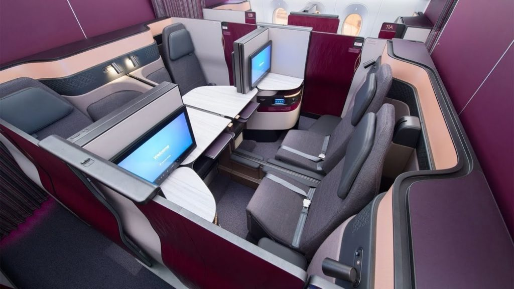 Qatar Airways has expanded its codeshare agreement with LATAM Airlines Brasil, offering business travellers increased connectivity in South America.