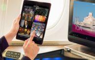Qatar Introduces Zero Touch Inflight Entertainment Tech