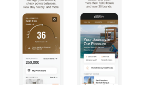Marriott Refreshes Bonvoy App for Post-Covid Travel Boom